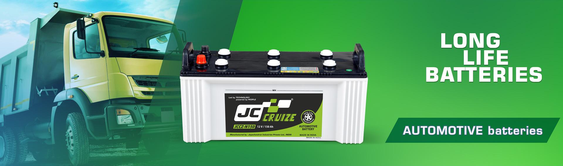 JC Batteries - Automotive | Tubular | UPS & Inverter | SMF ...